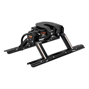 CURT E16 5TH WHEEL HITCH WITH RAILS